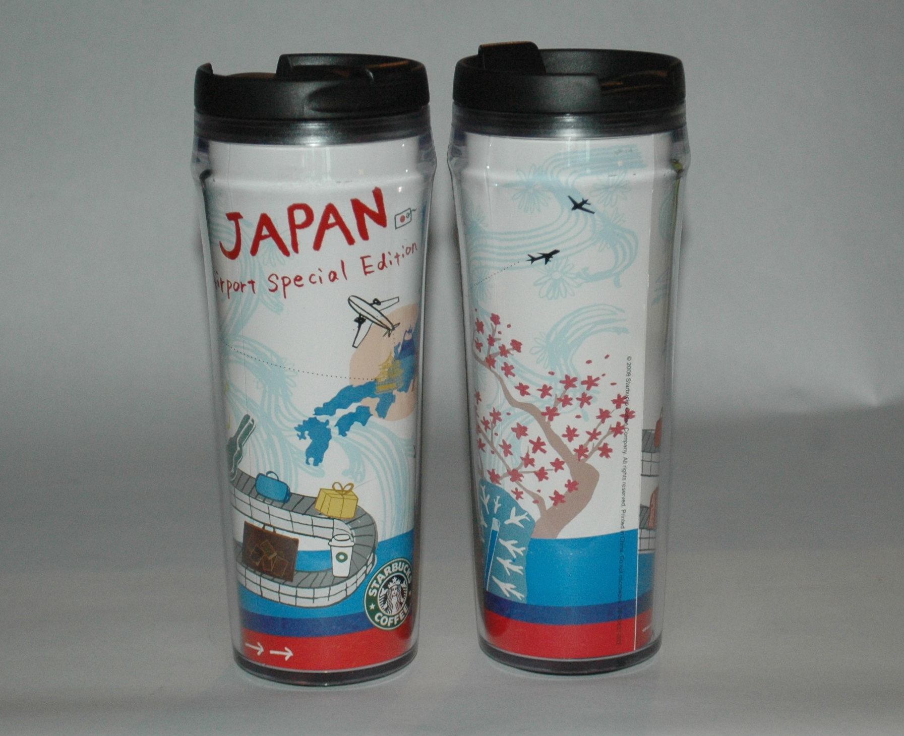 japan special edition airport tumbler starbucks collecting
